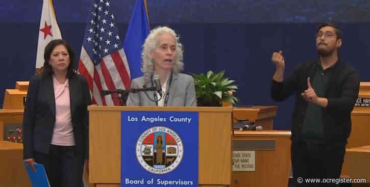 Coronavirus in LA County: 9 new deaths, 421 new cases