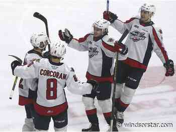 Four Spitfires recognized in annual OHL coaches' poll