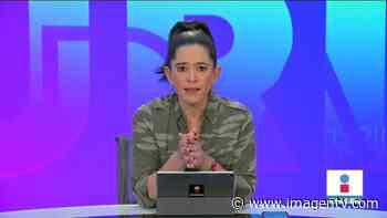 Noticias con Yuriria Sierra   Programa completo 19/03/2020 - Imagen Televisión