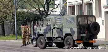 Vittuone/Sedriano, l'Esercito arriva nel magentino per fronteggiare l'emergenza (VIDEO) | Ticino Notizie - Ticino Notizie