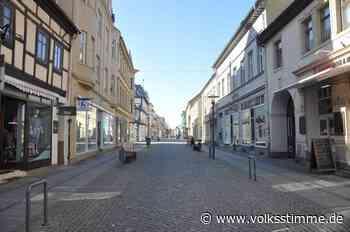 Leere Straßen in Haldensleben - Volksstimme