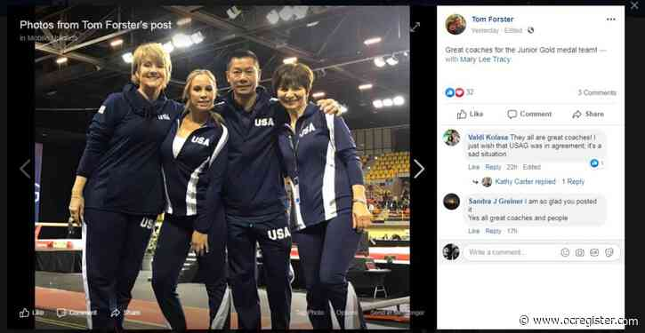 Top USA Gymnastics official calls suspended Maggie Haney a 'great coach' on social media