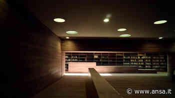 Brembate di Sopra (BG) – Le pregevoli decorazioni in gesso di Record sas - Agenzia ANSA