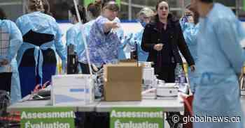Over 4,000 examined so far at Ottawa's Brewer Park coronavirus assessment centre