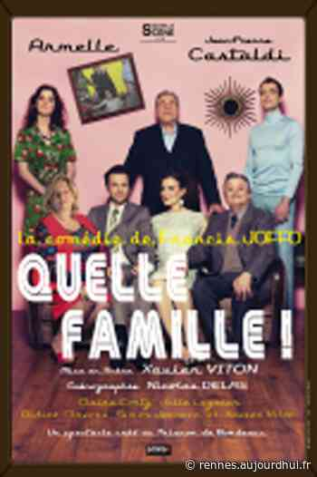 QUELLE FAMILLE - CASINO DU VAL ANDRE, Pleneuf Val Andre, 22370 - Sortir à Rennes - Le Parisien Etudiant