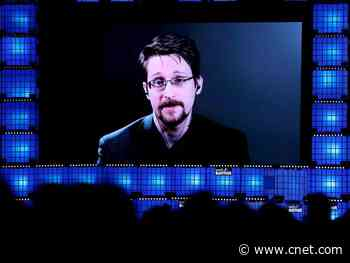 Snowden warns government surveillance amid COVID-19 could be long lasting     - CNET