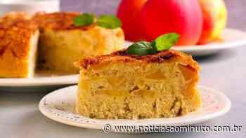 Aprenda a fazer este delicioso bolo de maçã e canela - Notícias ao Minuto Brasil
