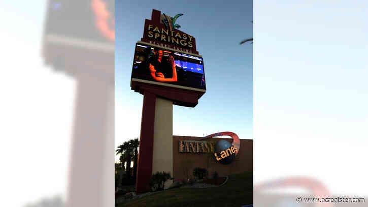 Fantasy Springs Resort Casino in Indio to extend coronavirus closure into April