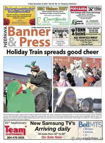 Friday, December 6, 2019 Neepawa Banner & Press - myWestman.ca