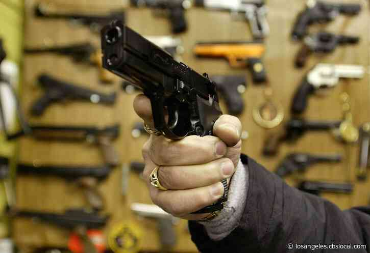 LA County Sheriff To Press Forward With Plan To Close Gun Stores