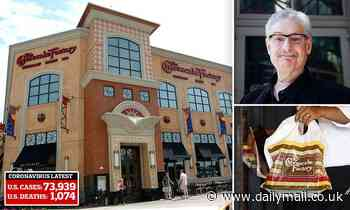 The Cheesecake Factory won't make April rent after coronavirus impacts to-go and delivery orders