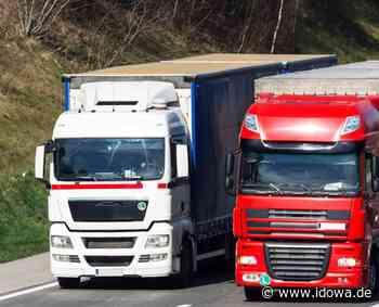 Unfallflucht bei Deggendorf: Lkw drängt Auto auf der A3 ab - Straubinger Tagblatt