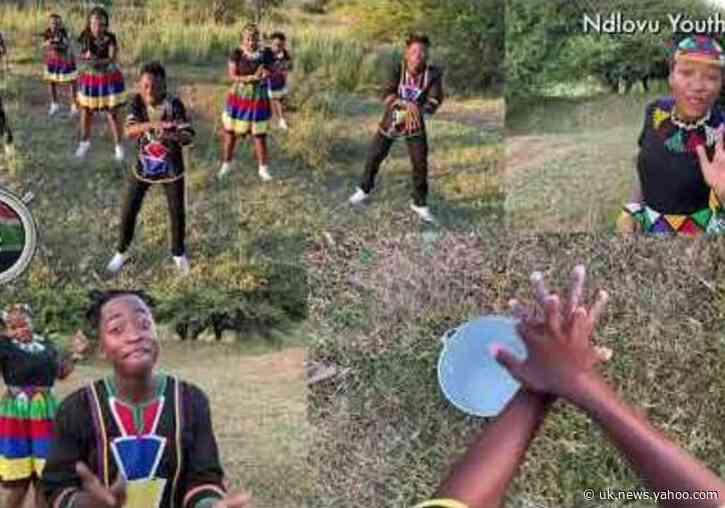 Ndlovu Youth Choir Follows Up Viral COVID-19 Song With Handwashing Tune