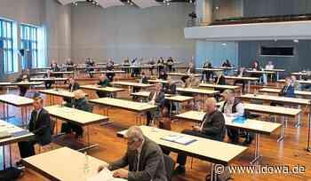 Corona-Krise in Deggendorf: Haushalt 2020: Kreisräte auf räumlicher Distanz - Plattlinger Anzeiger