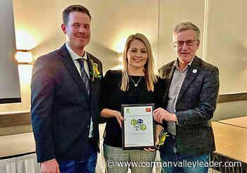 Miami couple named Manitoba's Outstanding Young Farmer - carmanvalleyleader.com