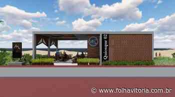 Prefeitura começa a emitir licenças para construção dos novos quiosques de Itaparica - Folha Vitória