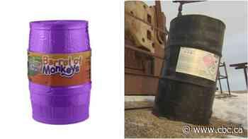 Barrel of Monkeys now worth more than a barrel of Alberta oil