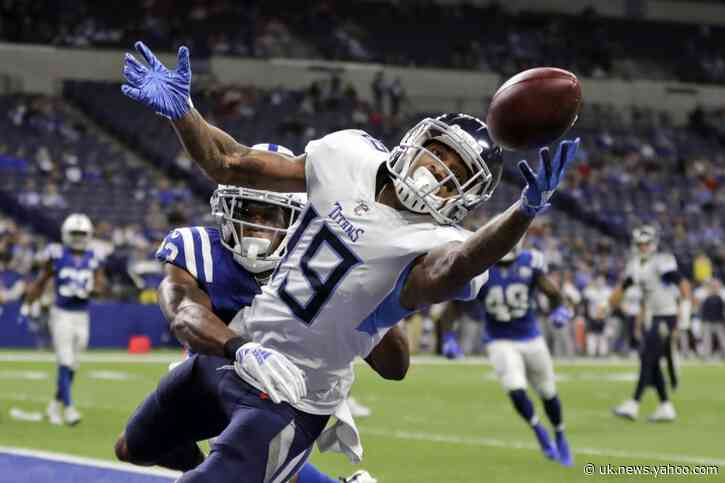 Staying Sharpe: New Vikings receiver follows Diggs departure