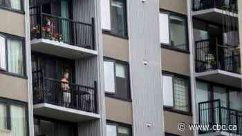 Social distancing is important. But what if you live in an apartment tower with shared spaces?