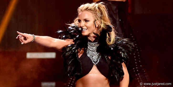 Britney Spears Clarifies That She Isn't Actually Faster Than Usain Bolt (Yet)