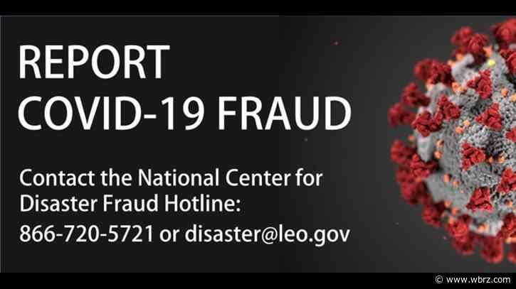 How to report fraud related to the coronavirus