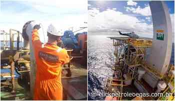 Vagas offshore em Rio das Ostras para Operador de Guindaste, Auxiliar e Supervisor de Movimentação na Tech-Insp nesta dia 26 de março - Click Petróleo e Gás
