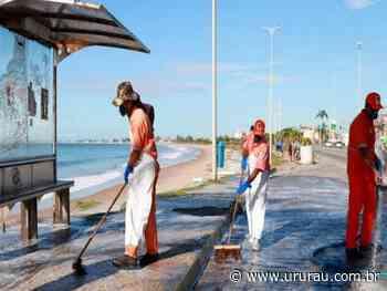 Prefeitura de Rio das Ostras realiza ação de higienização nas ruas do Município - Portal Ururau - Ururau