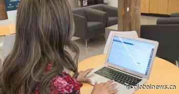 Coronavirus: Alberta students, parents adjust to class work being done online