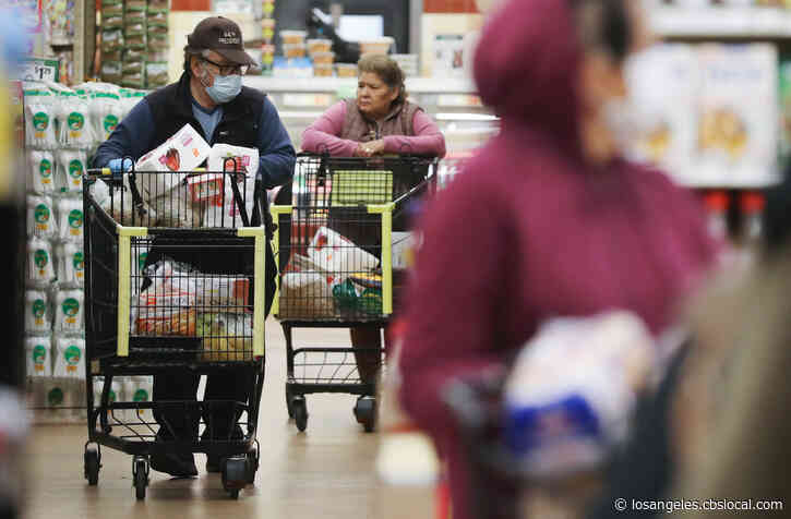 Pomona Grocery Store Worker Tests Positive For COVID-19