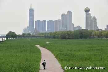 Mainland China reports first local coronavirus transmission in three days