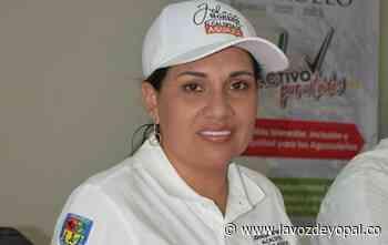 Alcaldesa de Aguazul dona su sueldo para atender a población vulnerable - Noticias de casanare - La Voz De Yopal