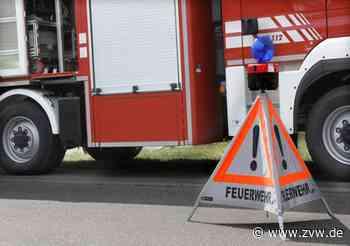 Schorndorf - Feuerwehreinsatz: Brand vor Asylunterkunft - Zeitungsverlag Waiblingen