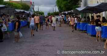 Feira da Agricultura Familiar aconteceu normalmente em Penedo nesta quarta-feira - Geraldo Jose