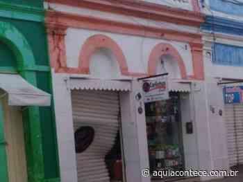 Acusados de roubar loja de celulares e eletrônicos em Penedo são presos; veja vídeo - Aqui Acontece