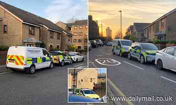 Three-week-old baby dies in hospital after being found unresponsive in Whitechapel, east London
