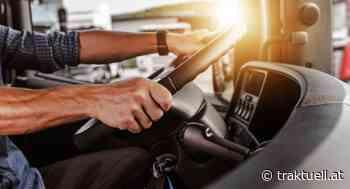 Berufskraftfahrer in Corona-Krise nicht überlasten - Traktuell