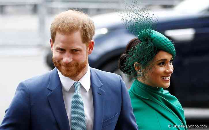 Prince Harry and Meghan 'move to California'