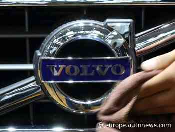 Volvo Cars warns outbreak will dent earnings - Automotive News Europe