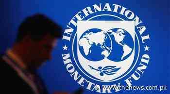 Pakistan, IMF discussing additional $1.4bn as coronavirus likely to dent economy: Hafeez Shaikh - The News International