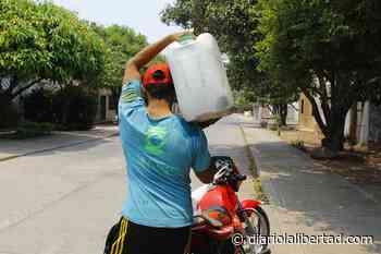 En Luruaco, los habitantes de Pendales y Santa Cruz se niegan a aislarse por el desabastecimiento de agua potable - Diario La Libertad