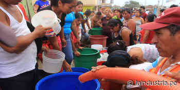 Ascope: pobladores en riesgo por tomar agua no apta para consumo humano - La Industria.pe