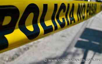 Asesinan a hombre a balazos en Cumbres de Llano Largo - El Sol de Acapulco
