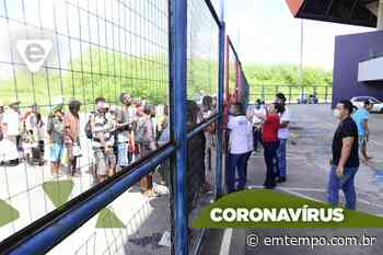 Atendimento às pessoas em situação de rua iniciou em Manaus - EM TEMPO