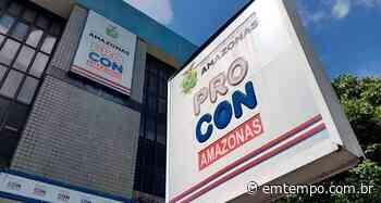 Procon-AM doa mais de 370 máscaras cirúrgicas para hospitais de Manaus - EM TEMPO