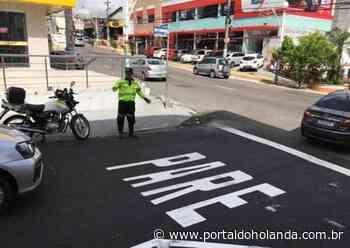 Fiscalização do trânsito nas ruas de Manaus permanece sem mudanças - Portal do Holanda