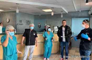 Coronavirus : les commerçants de La Garenne-Colombes au chevet des soignants - Le Parisien