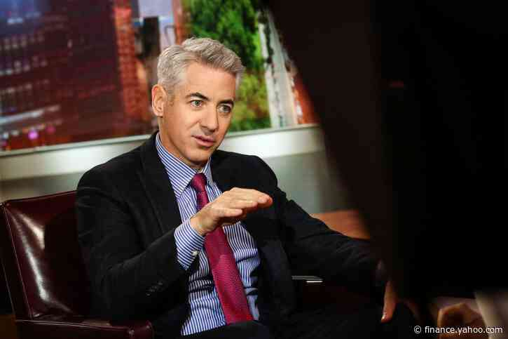 Bill Ackman Says the Idea His CNBC Slot Pushed Market Down is 'Absurd' - Business news - NewsLocker