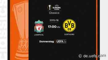 Klassiker der Champions League, Europa League und EURO auf UEFA.tv - UEFA.com
