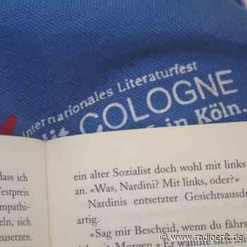 Lit.Cologne hat schon Nachholtermine - radioerft.de