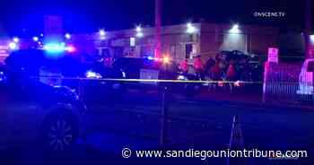 Man killed in Vista shooting; homicide investigation underway